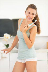 Annerley-dentist-Electrinic-toothbrush